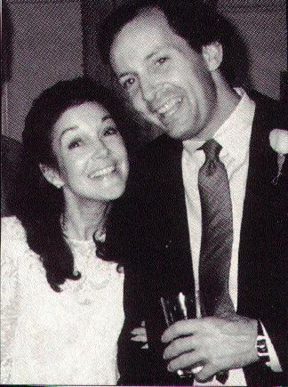 Anne Scripps and Scott Douglas