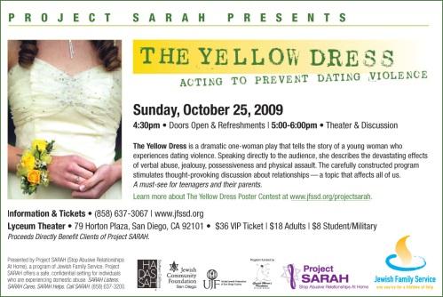 JFS: The Yellow Dress